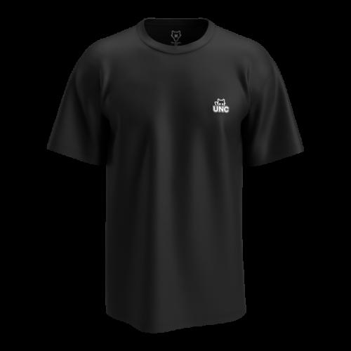 coupe oversize T-shirt-basic-black-uncontrolled